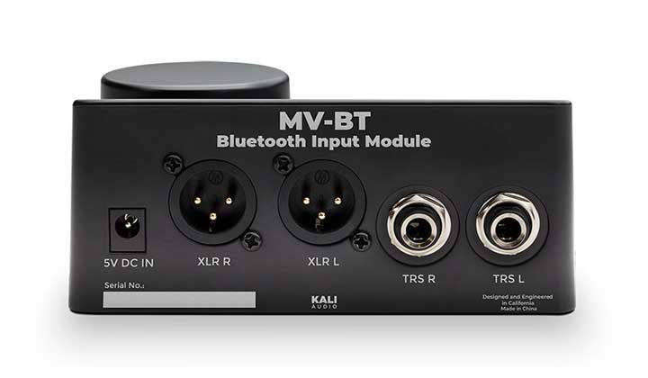 Balanced Outputs - Connect to speakers, mixers, controllers, or interfaces with whatever cables you already use.