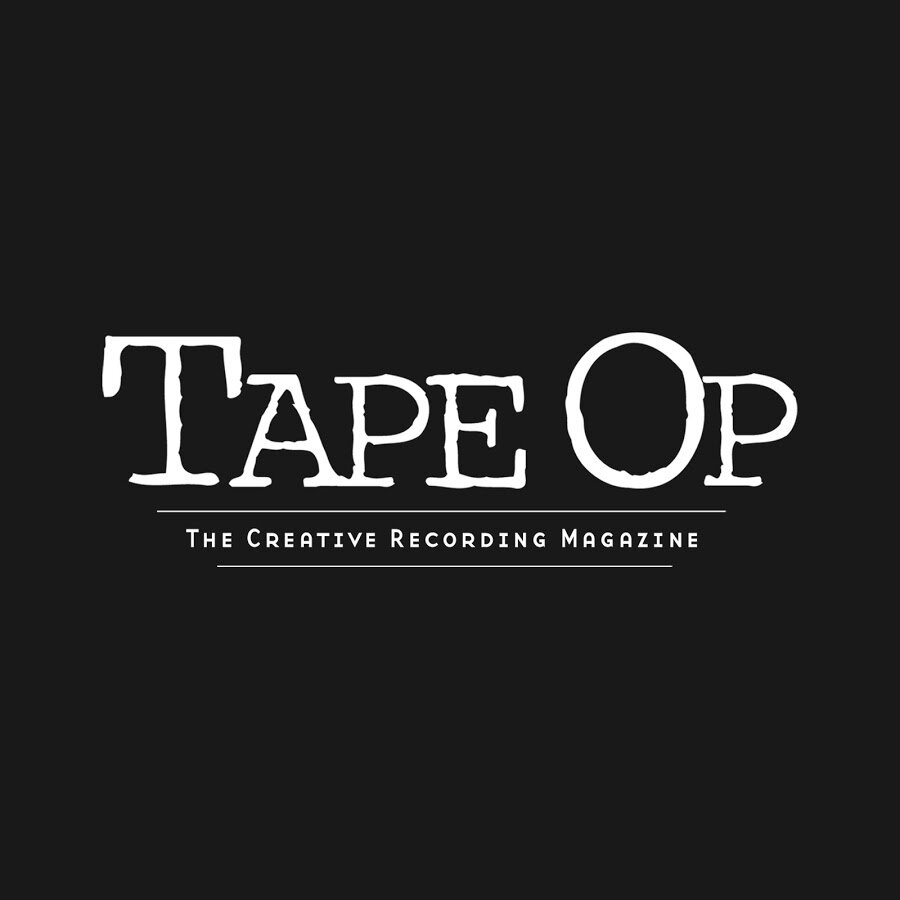 """TapeOp - """"the LP-6 is an ideal first step into a larger, professional monitor. I'm definitely adding a pair to my project studio!""""-Jonathan Saxon"""