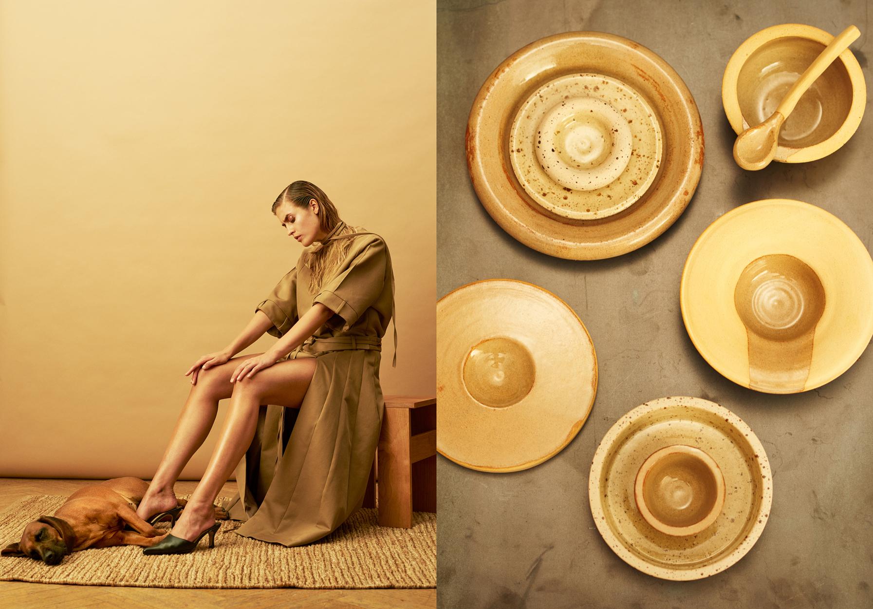 Designer: Stridh/Strand  Hair/Makeup: Annie Ankervik  Model: Carolina S / Le Management