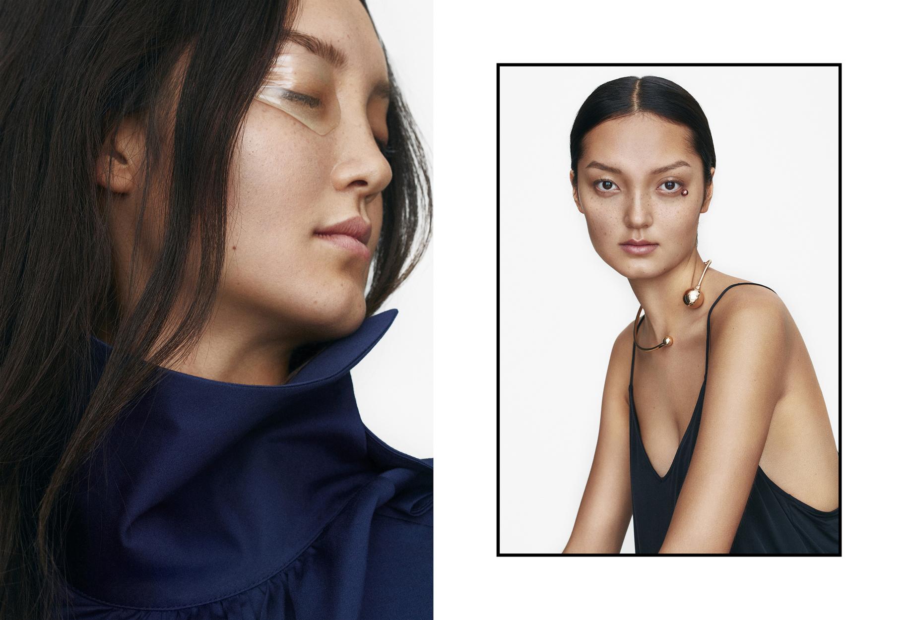 Stylist: Ulrika Lindqvist  Hair/Makeup: Sara Eriksson  Model: Emelie F / Stockholmsgruppen