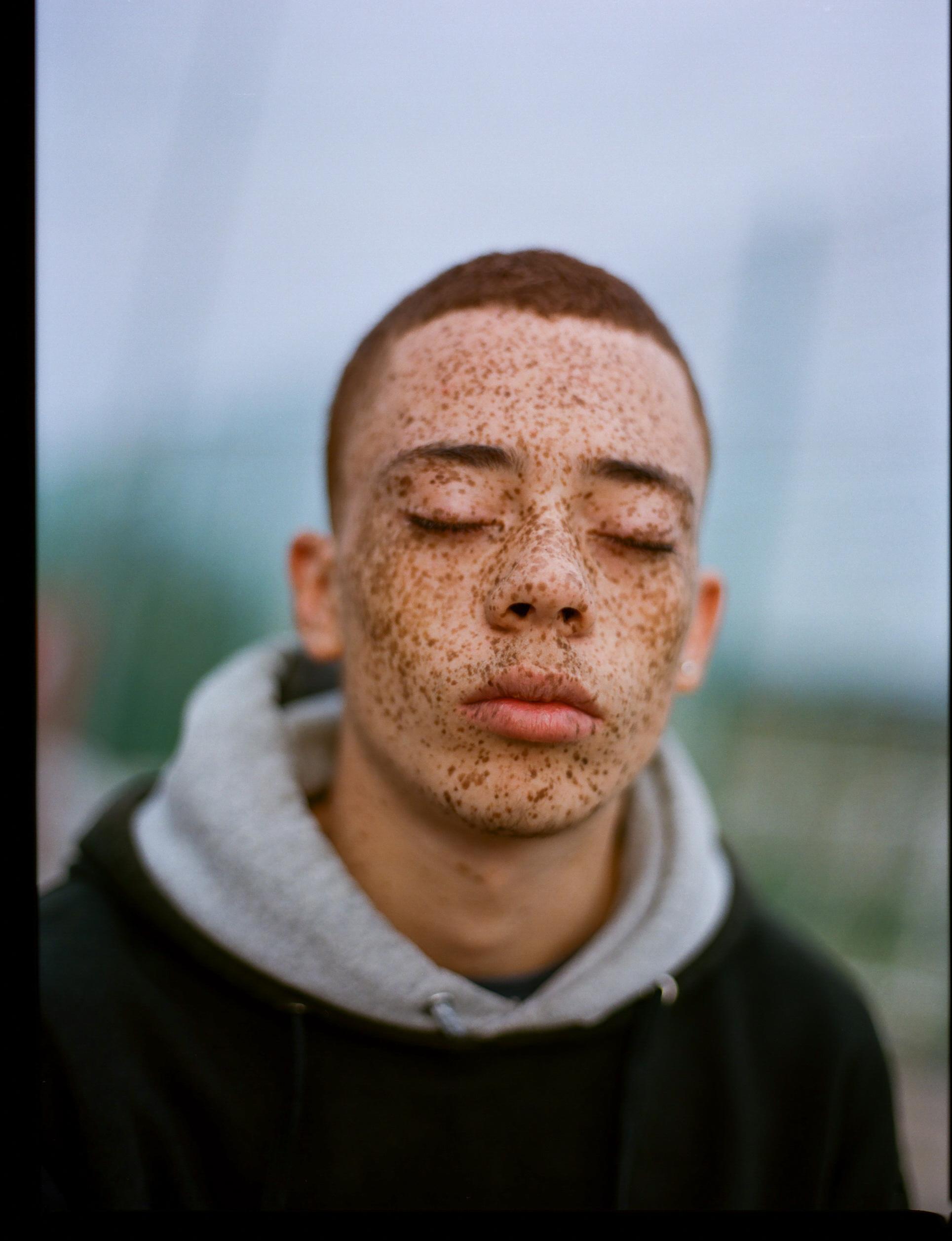 Model |Elliott Jay Brown