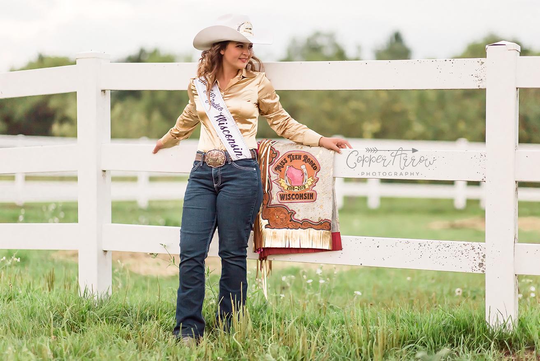 Miss Teen Rodeo Wisconsin