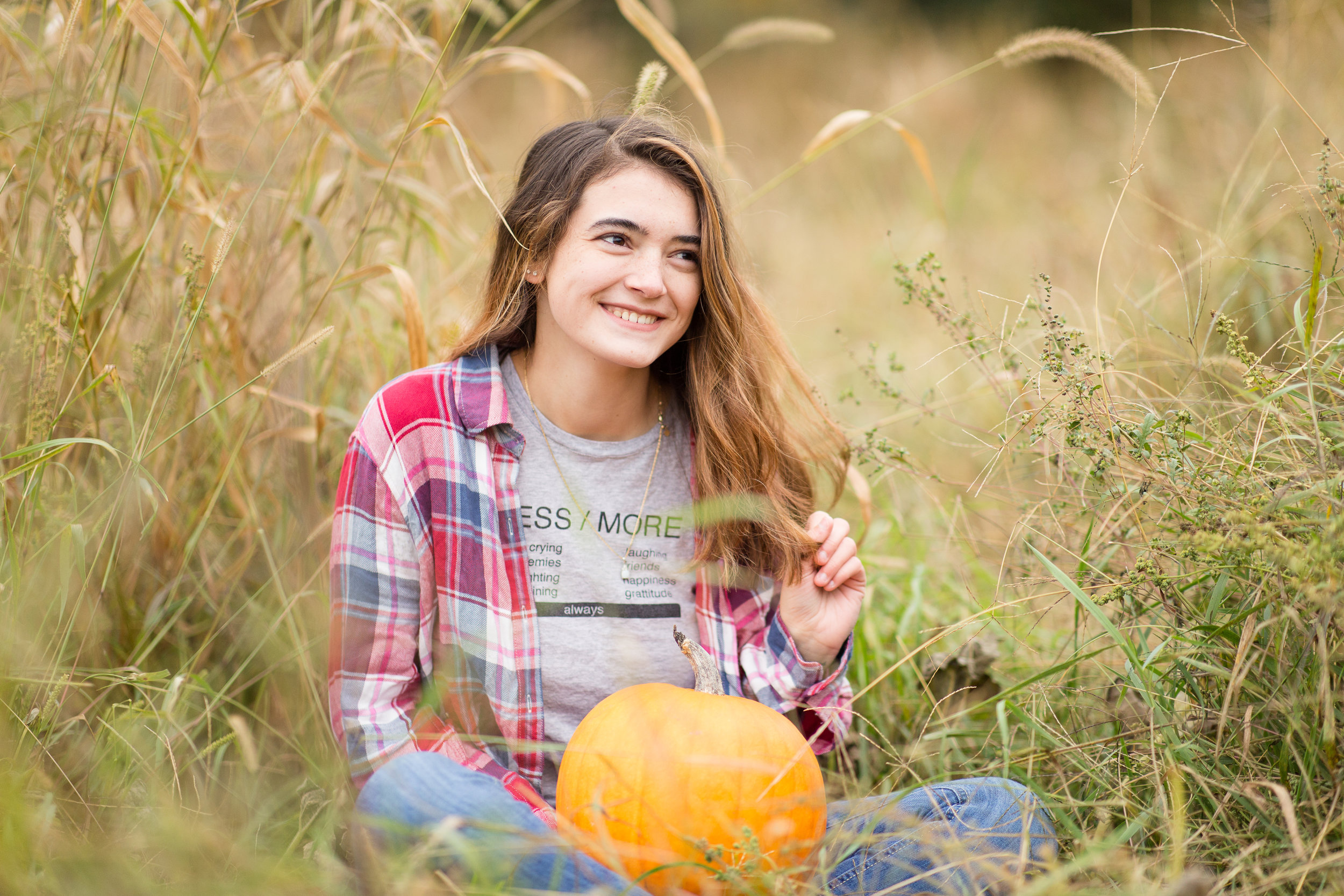 Fall Green Bay Senior Pictures