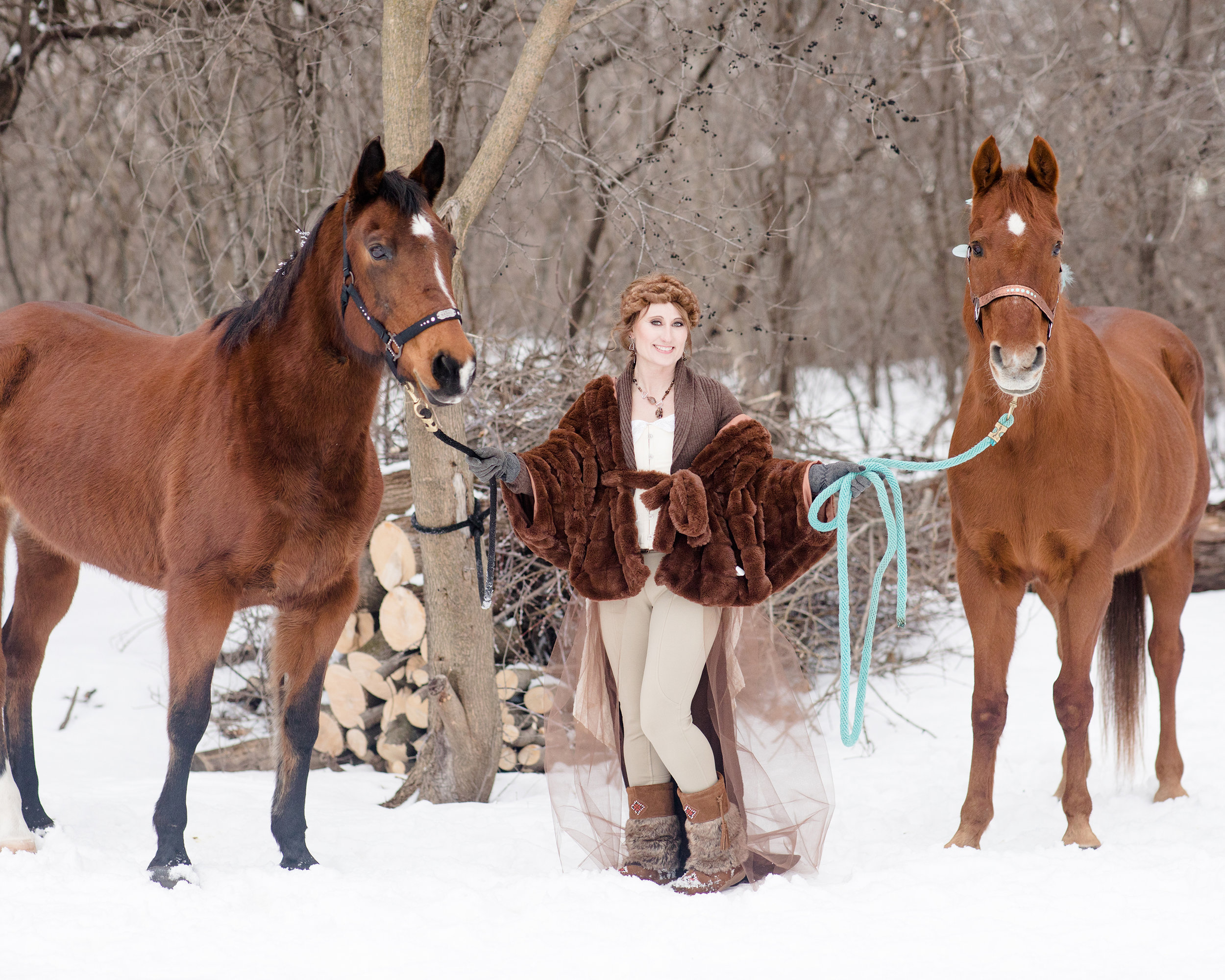 Wisconsin Equestrian Photography