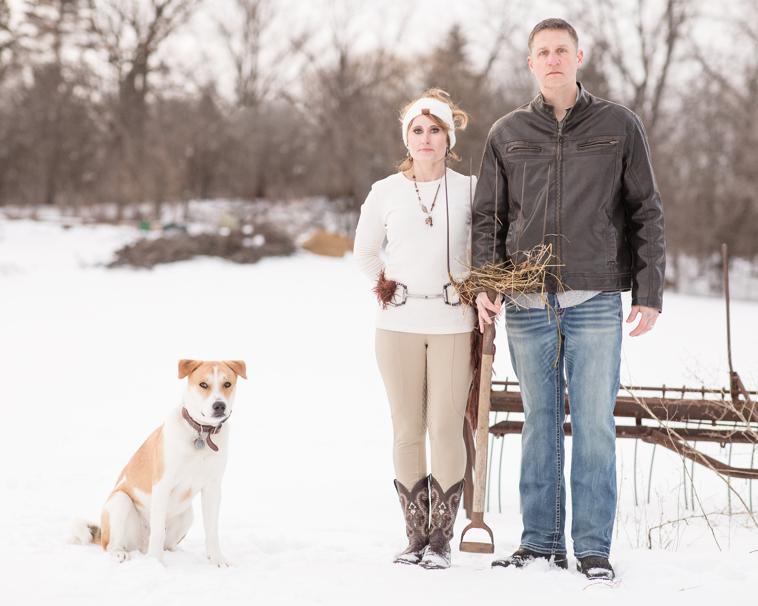 Southern Wisconsin Family Portraits