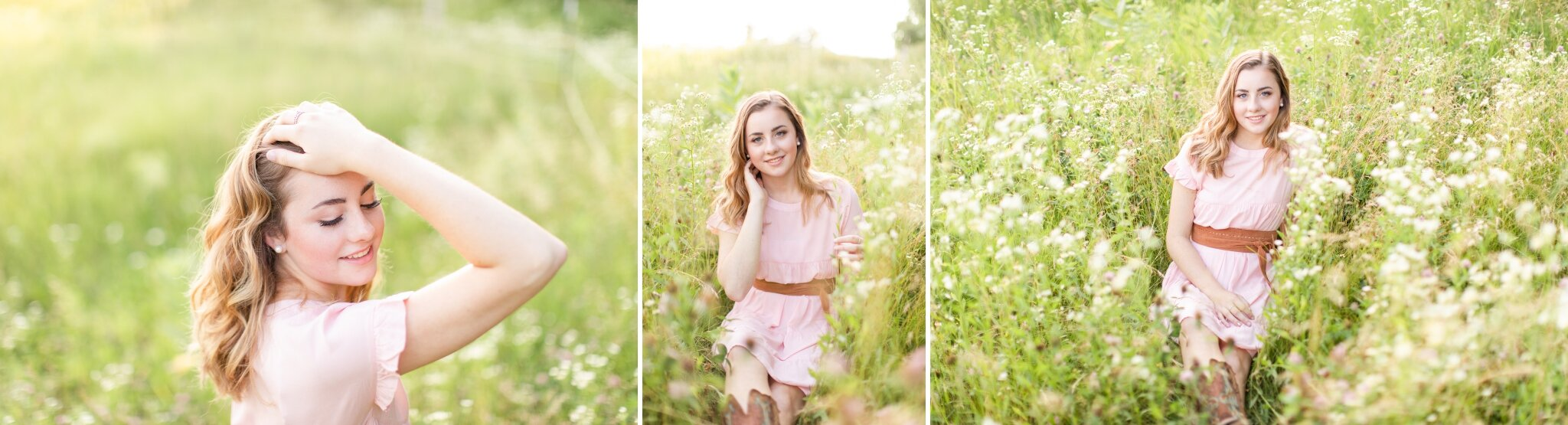Appleton WI Senior Girl Poses