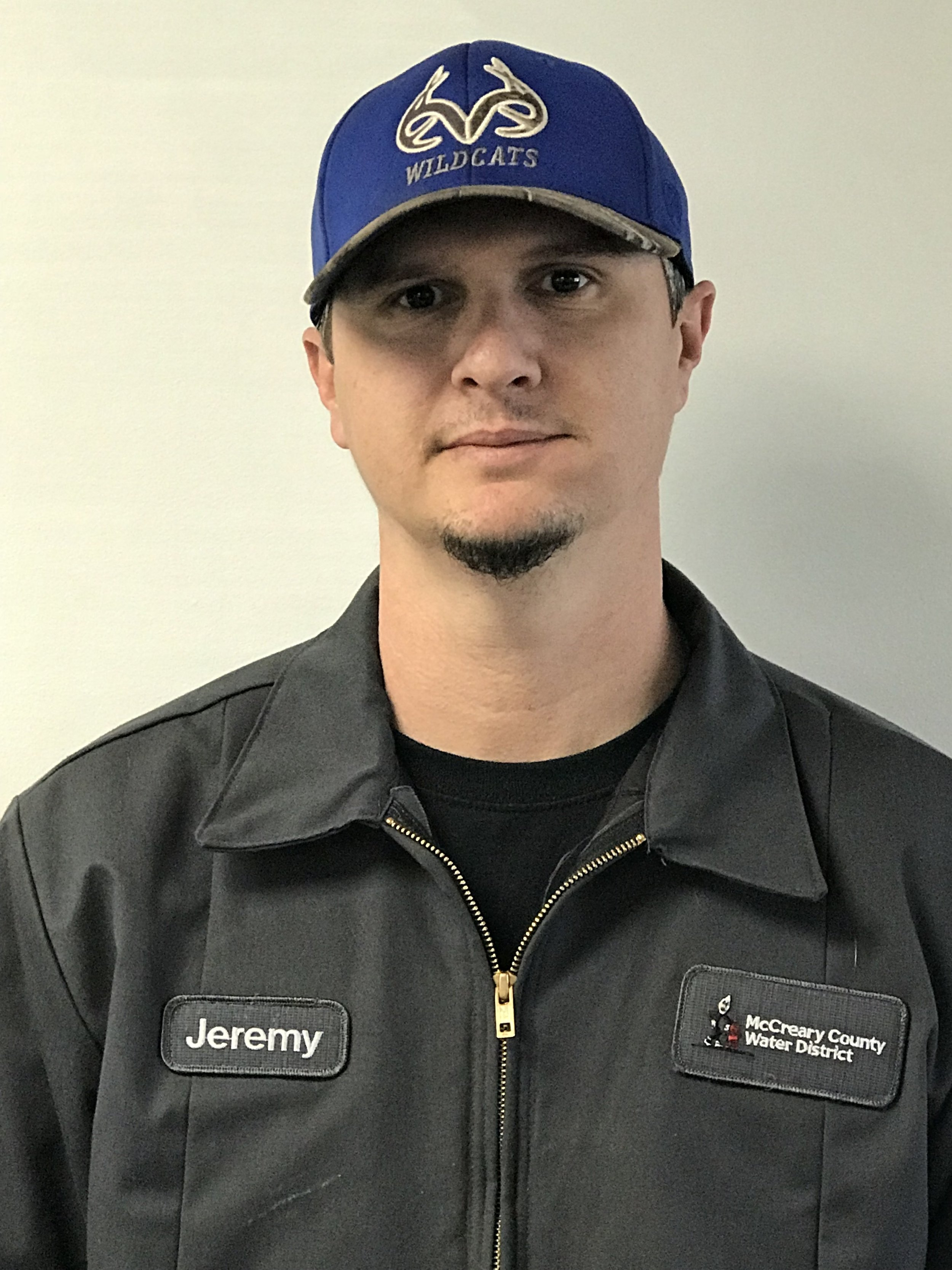 JEREMY TROXELL  has worked at the water district since 2004. He holds Drinking Water Treatment Class IV and Drinking Water Distribution Class III Certifications.