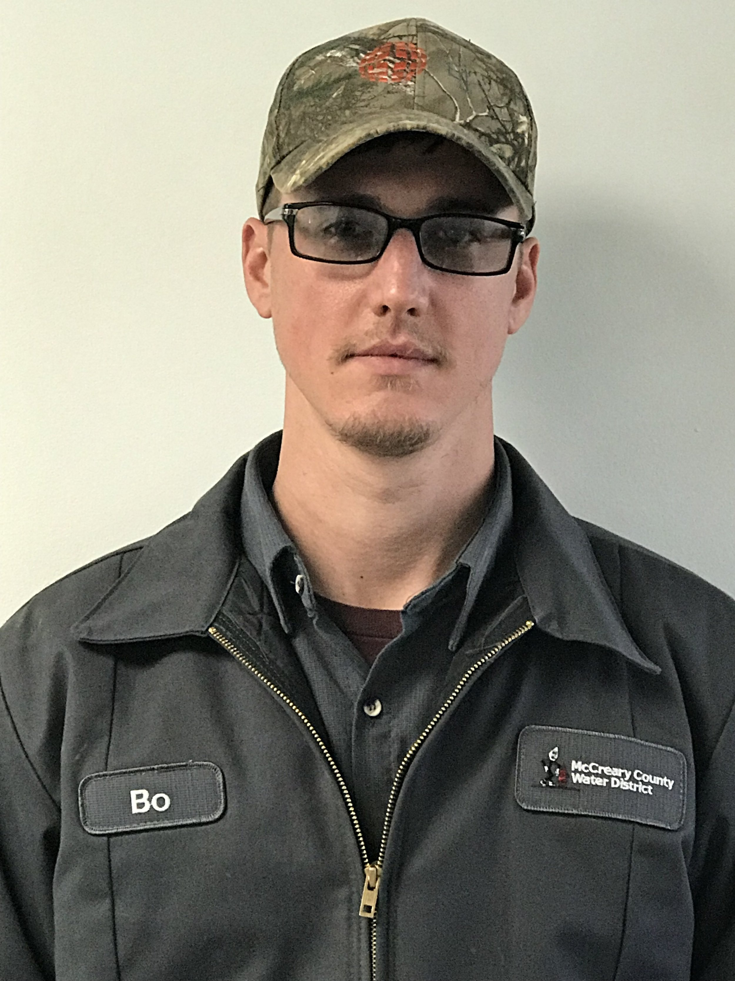 BO KING  has worked at the water district since 2005. He holds a Drinking Water Treatment Class IV Certification.