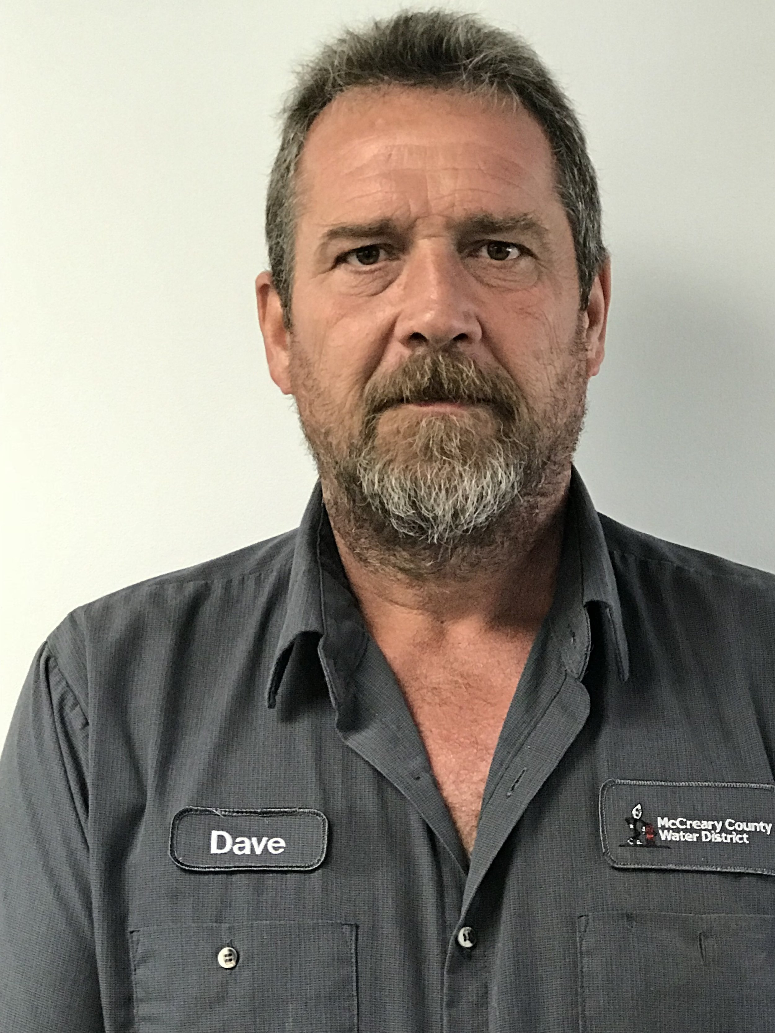 DAVE KILBY  has worked at the water district since 2016. He holds Drinking Water Distribution Class III and Wastewater Collection Class II Certifications. Dave also worked for the water district from 1994 until 2003.