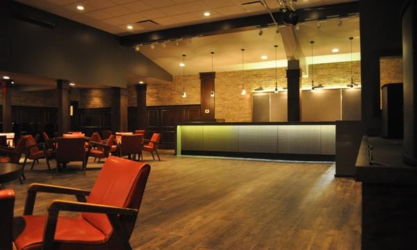 ANZA CLUB - LOCATION: VANCOUVERRECEPTION: 117 | DINING: 90