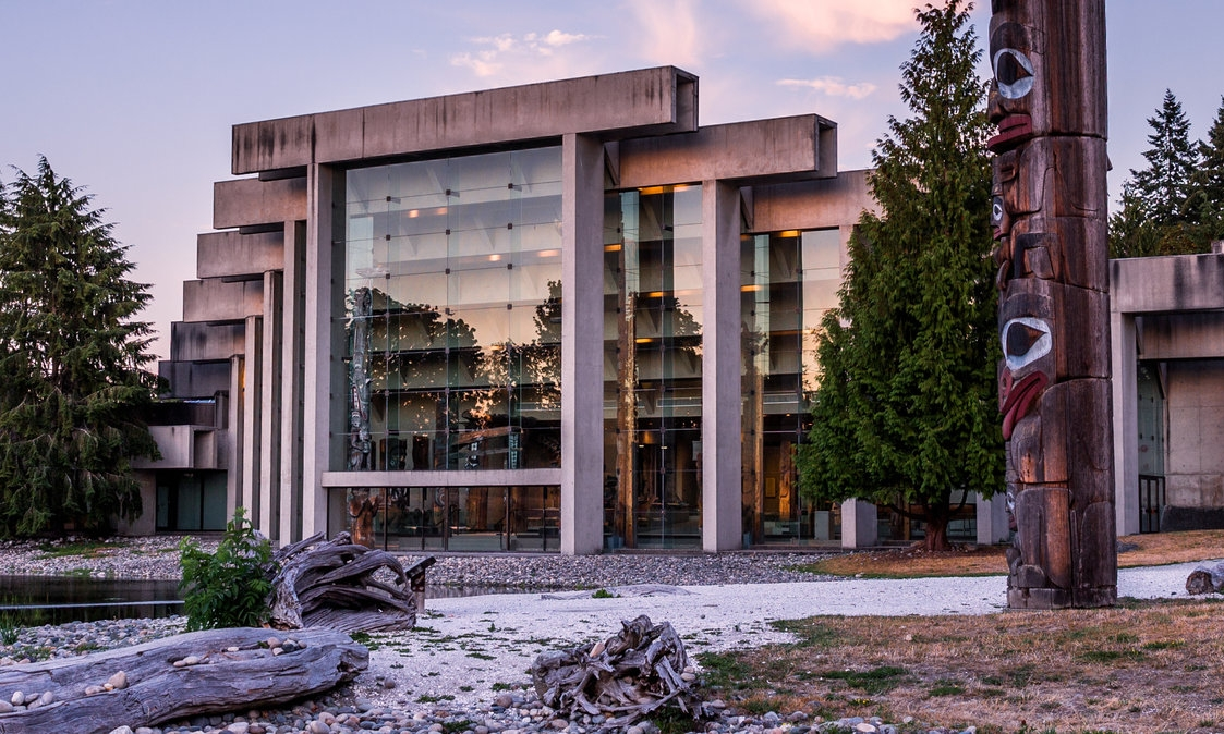 MUSEUM OF ANTHROPOLOGY - LOCATION: VANCOUVERRECEPTION: 1000 | DINING: 250