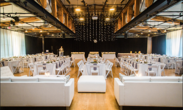 PERFORMANCE WORKS - LOCATION: VANCOUVERRECEPTION: 400 | DINING: 240
