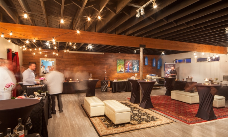 SOUNDHOUSE STUDIOS - LOCATION: VANCOUVERRECEPTION: 100 | DINING: 80