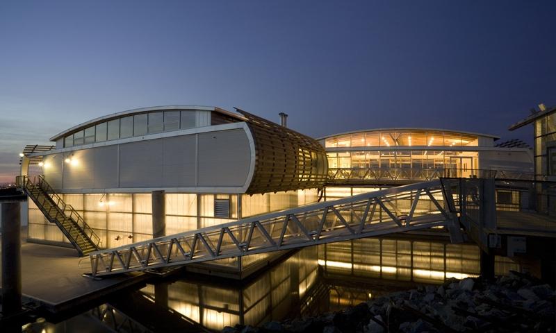 UBC BOATHOUSE - LOCATION: VANCOUVERRECEPTION: 190 | DINING: 150