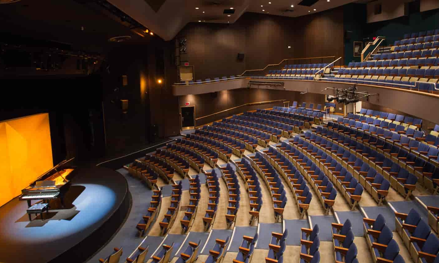 VANCOUVER PLAYHOUSE - LOCATION: VANCOUVERRECEPTION:450 | DINING: 185