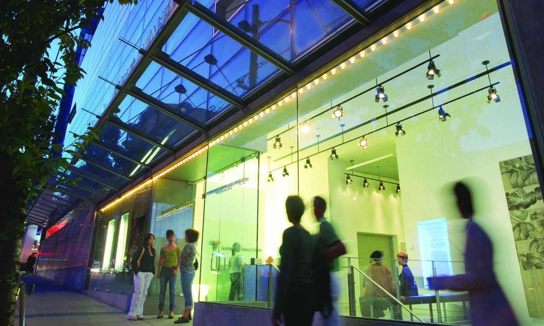 SCOTIABANK DANCE CENTRE - LOCATION: VANCOUVERRECEPTION: 200 | DINING: 150