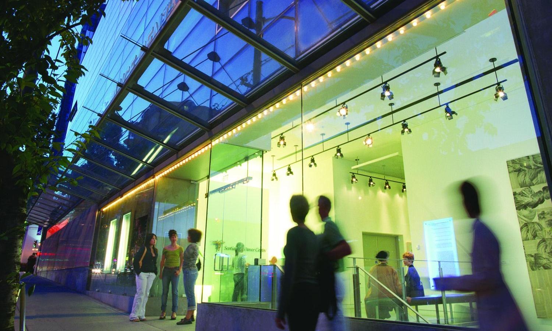 SCOTIABANK DANCE CENTRE - LOCATION: VANCOUVERRECEPTION: 200   DINING: 150