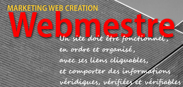 Service de gestion de sites web