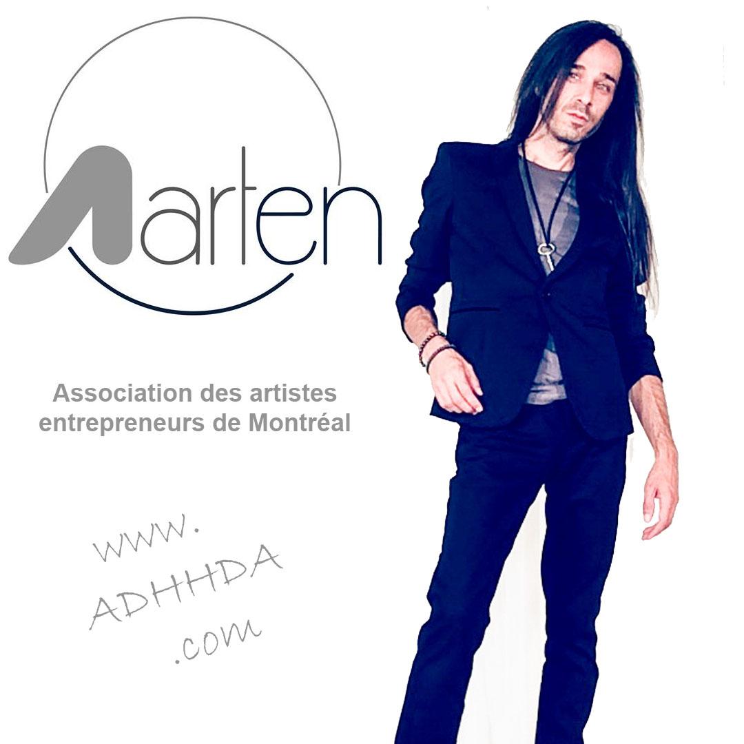 Jeff Maheux - Student AARTEN 2018