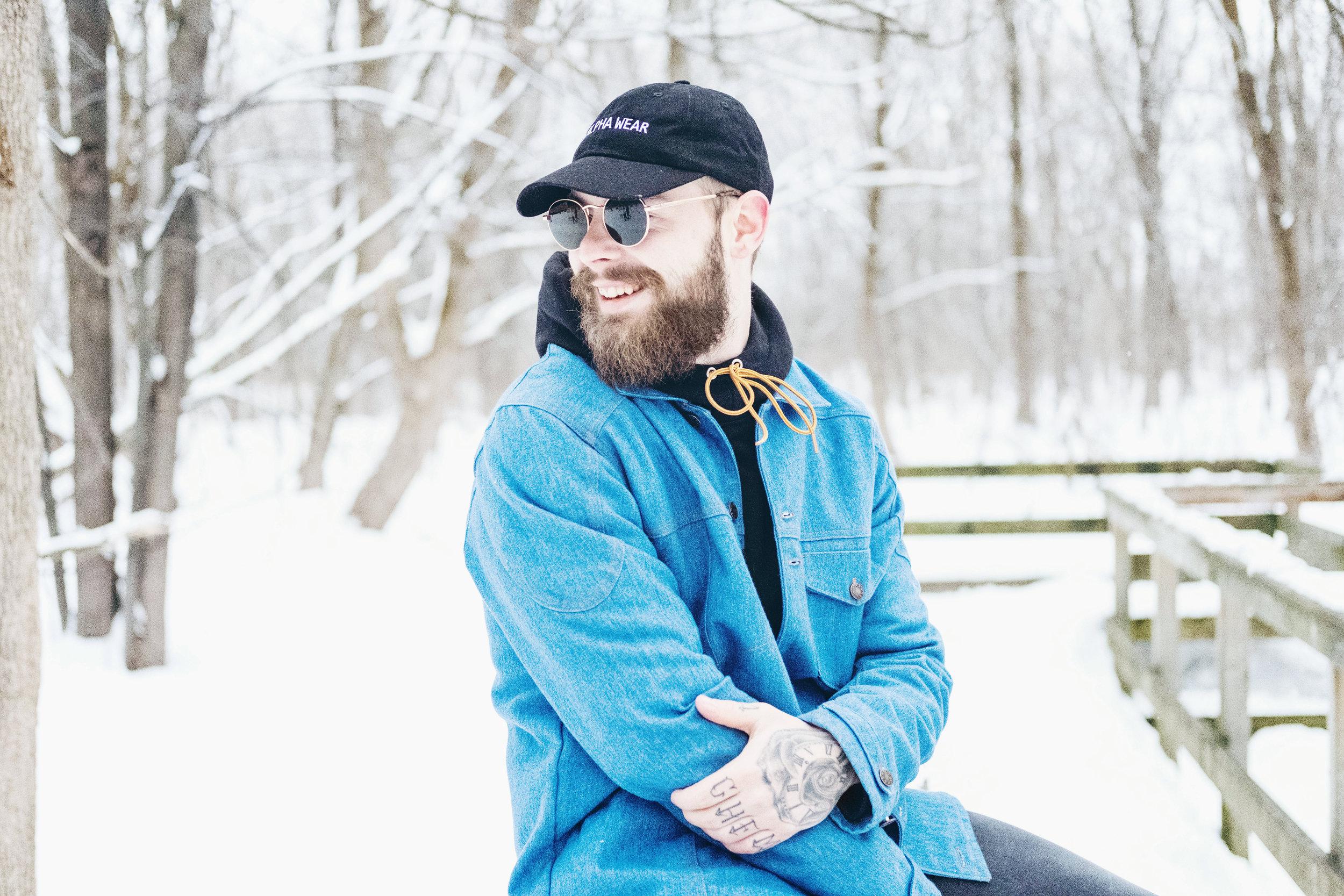 MB Alpha Wear is a Montreal designer