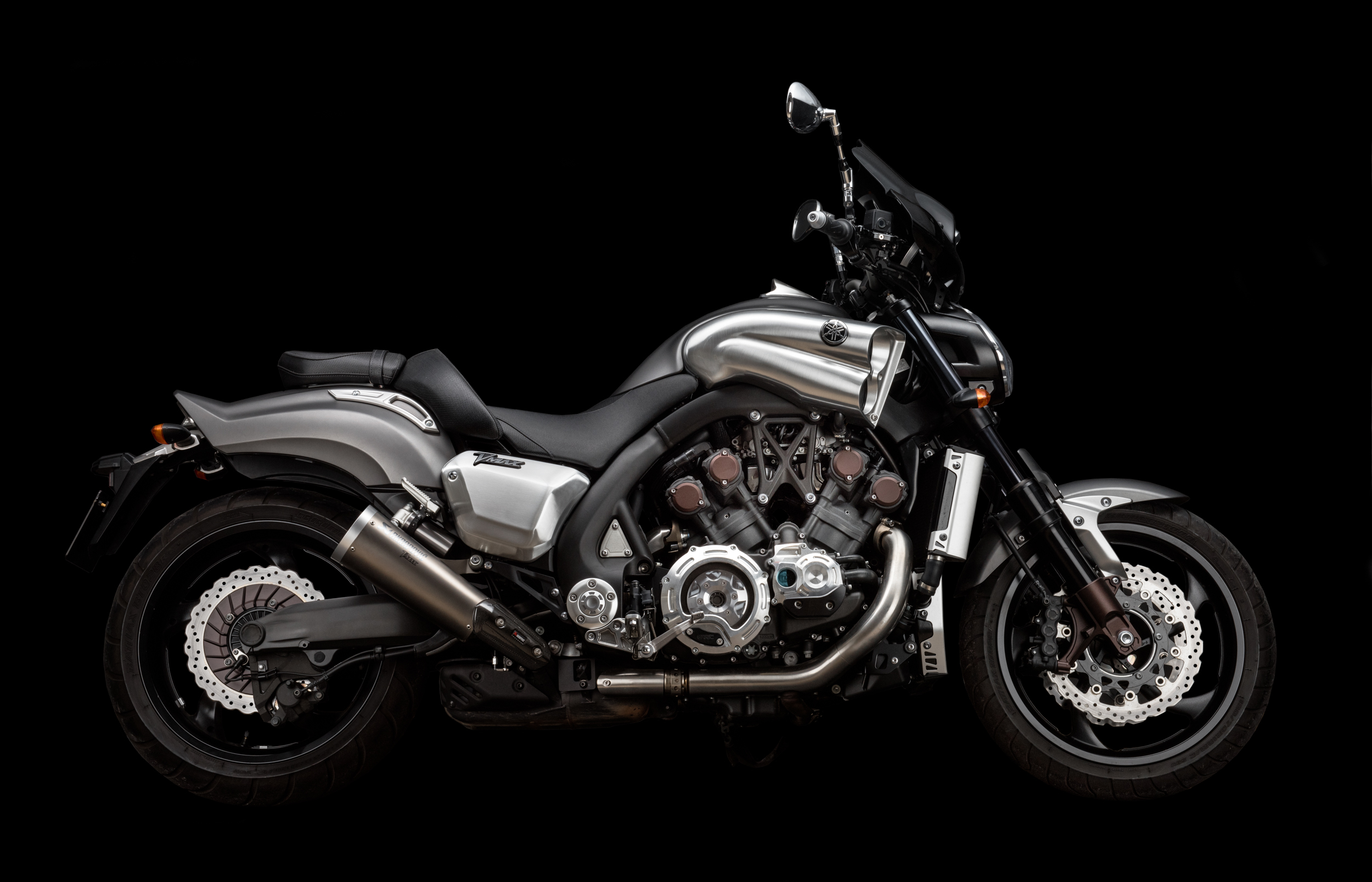 Yamaha VMax, Courtesy of JSC Services