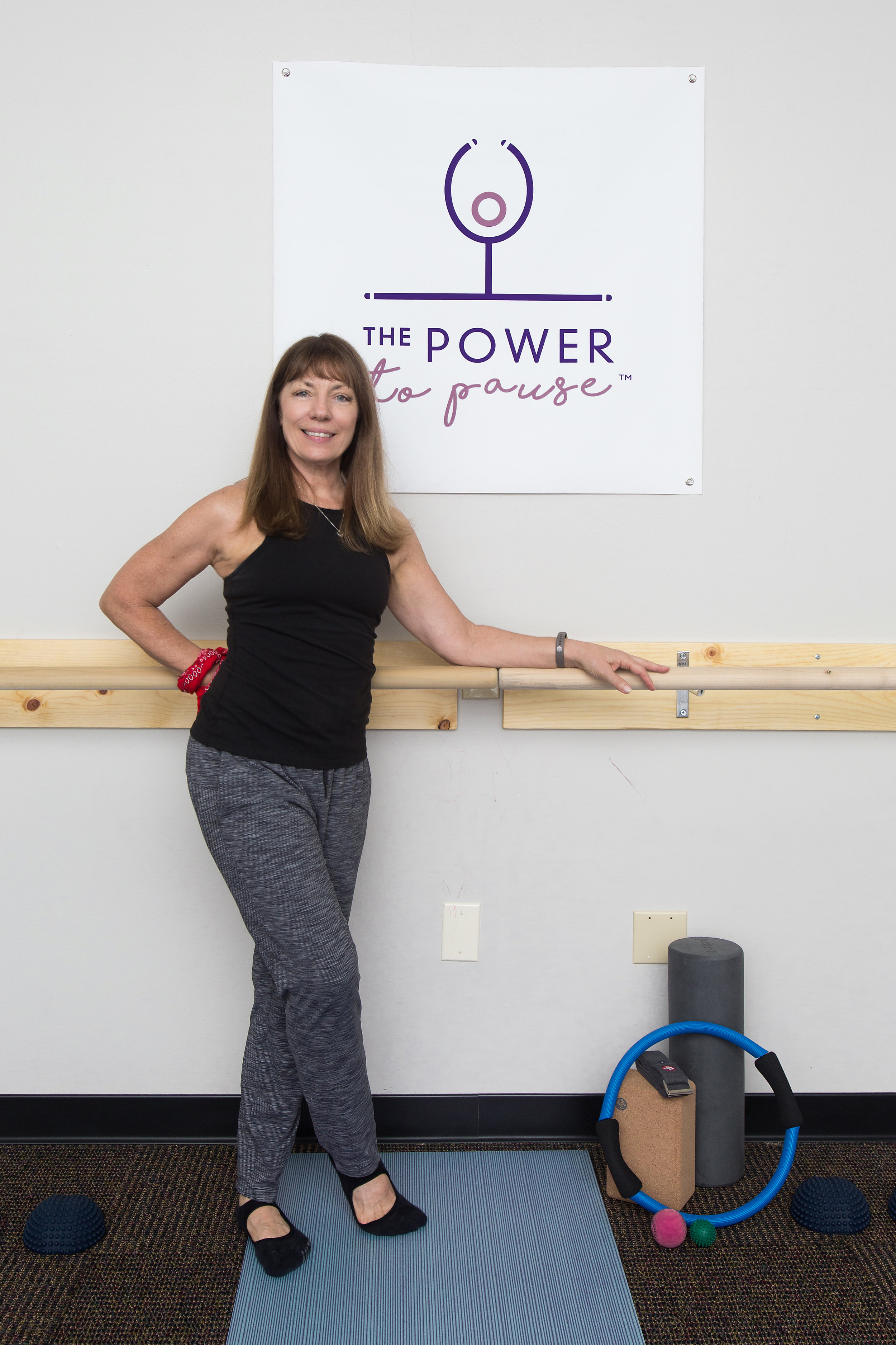 Meet Your Assisting Stretching Coach - My name is Connie C. Williams, and I'm a 40-year fitness industry leader and your Assisted Stretching coach.I co-created step/bench aerobics in the late 1980s, producing videos and traveling the world training instructors, corporate clients, and personal trainers—including Princess Diana's personal trainer!I can't wait to share my passion for Assisted Stretching with you through The Power to Pause's online resources and wellness education!