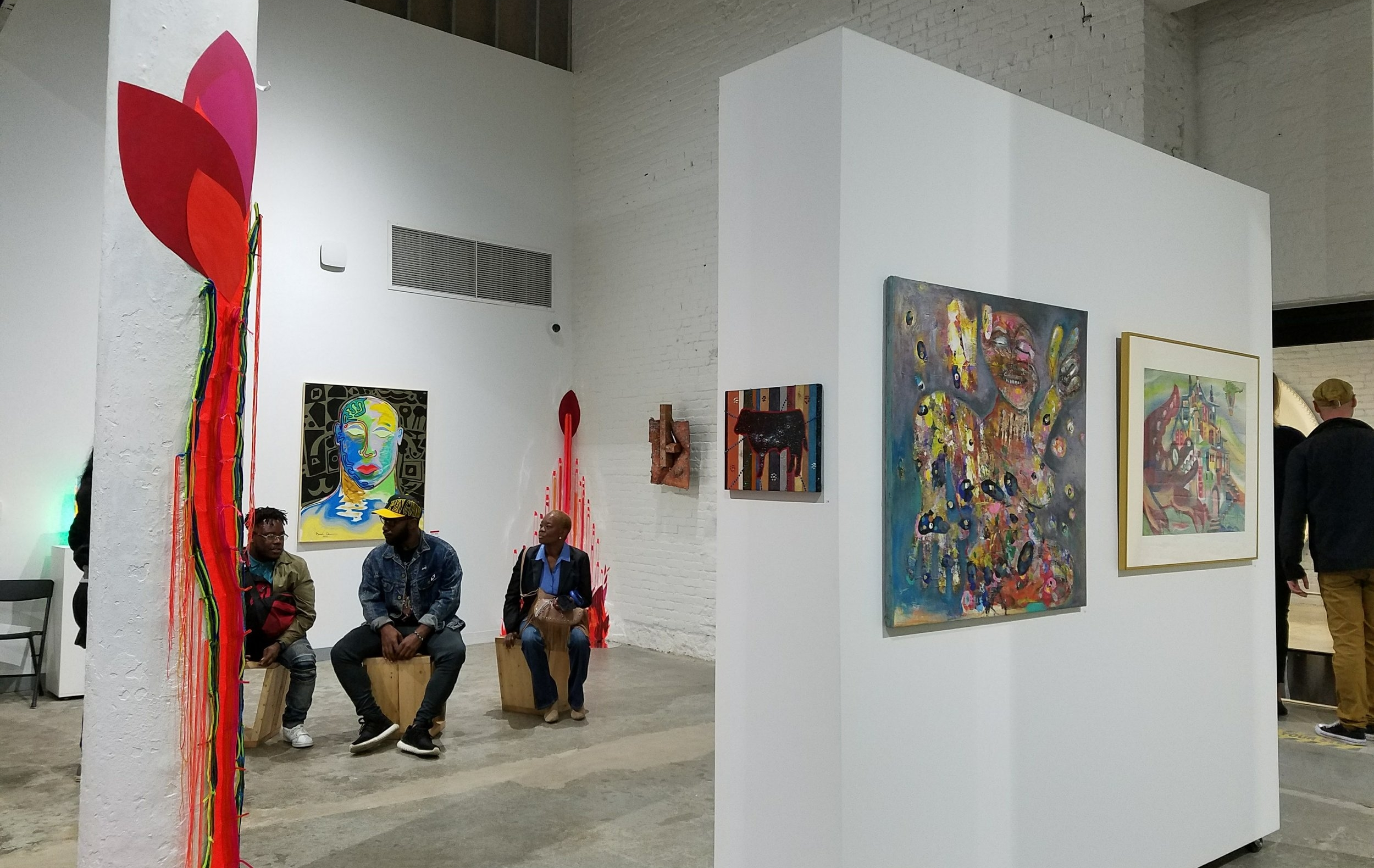 Electric Kool-Aid   October 5- November 26, 2017  The Brew House Association  Curated by Corey Carrington Featuring: Priya Ahlawat, Patricia Barefoot, Pati Beachley, Christie Biber, Kathy Boykowycz, Lauren Braun, Yang Cai, Ron Copeland, Sheila Cuellar-Shaffer, Brendan Donovan, Christopher Duncan, Ashley Garner, Annie Heisey, Ryder Henry, Lori Hepner, Robert Howsare, Seth LeDonne, Lesla, Ken Merget, Clayton Merrell, Marina Mozhayeva, Desiree Palermo, Mark Panza, Linda Price-Sneddon, Jack Puglisi, Janice Schuler, Phiris Kathryn Sickels, Louise Silk, Joyce Werwie Perry, and Kathleen Zimbicki