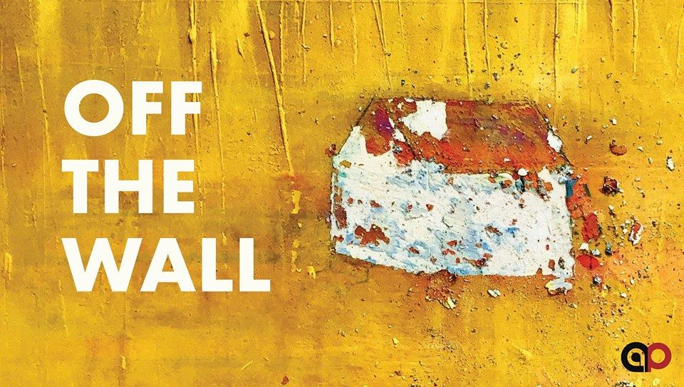 OFF THE WALL    December 1– December 29, 2018  FrameHouse & Jask Gallery  100 43rd St., Pittsburgh, PA  Opening: Saturday, December 1st, 6:00pm–9:00pm.  Juried and curated by Jill Larson,  Off the Wall  features the work of 39 artist members. All artwork is priced at $500 and under, with the majority of the work priced under $300. Upon purchase of a work, visitors are invited to take their work 'off the wall.'