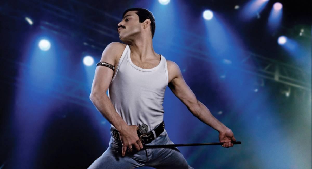 Remi Malek as Freddie Mercury