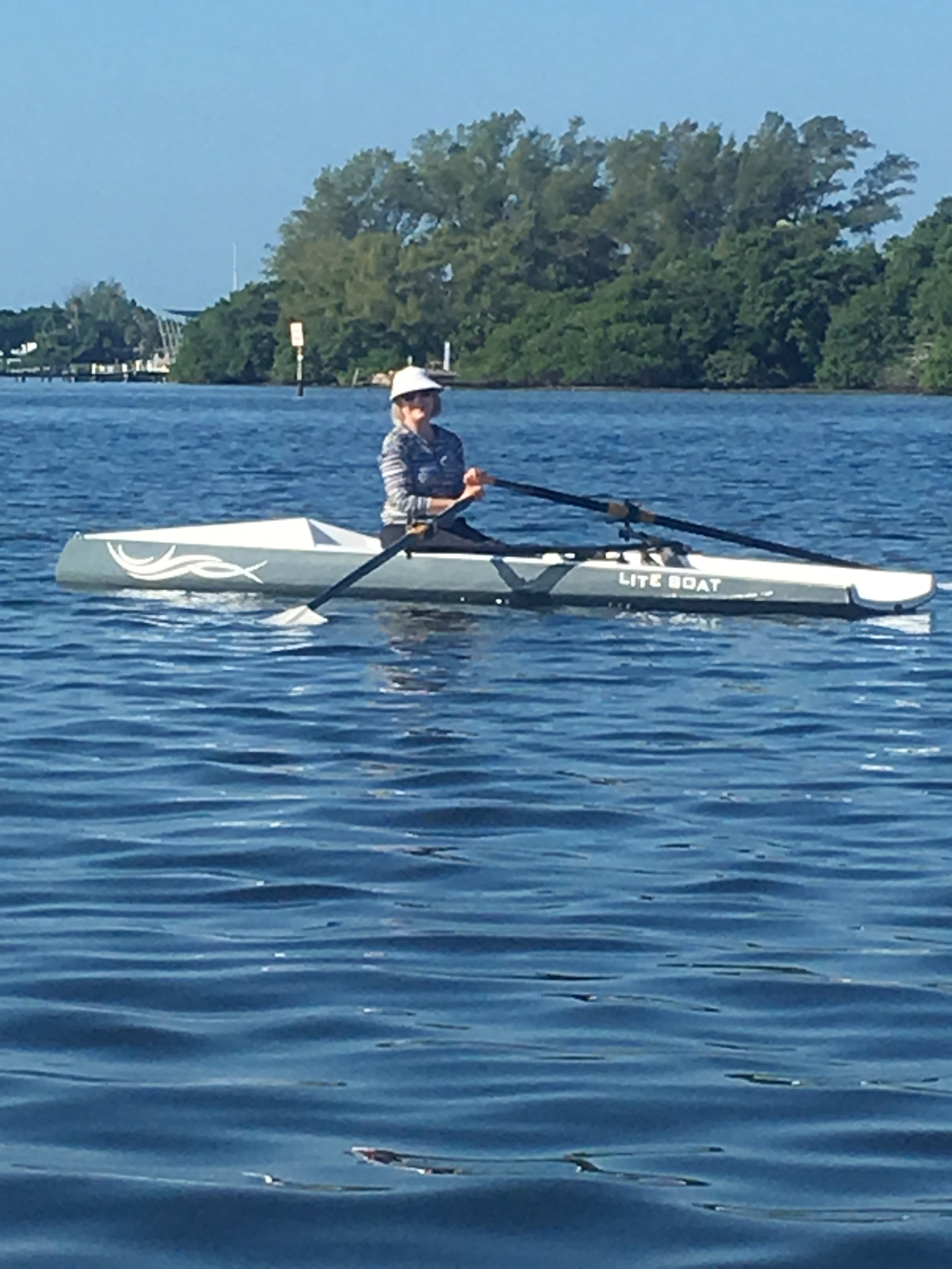 Welcome - Welcome to our newest member of the LiteBoat Family here in her LiteSport+.