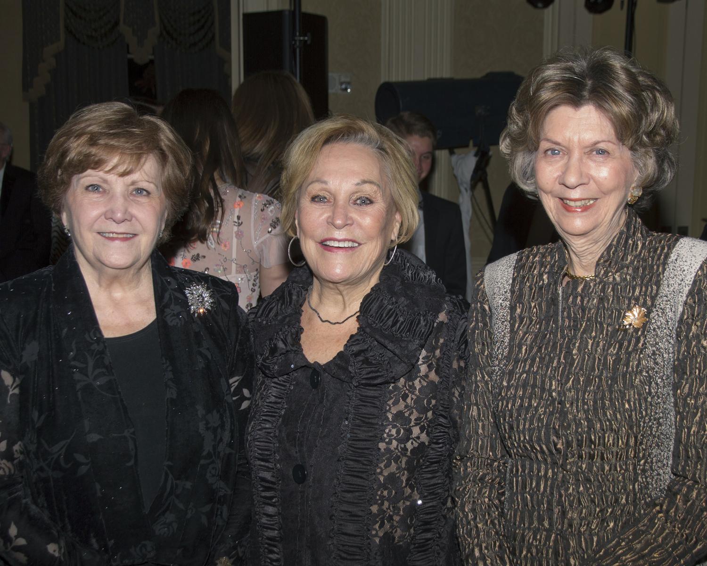 Jane Rochelle, Sally Patton and Mary Ann Ogden