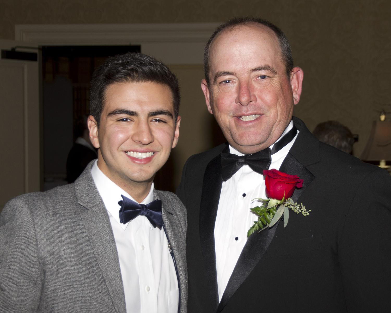 Jacob Alues and Michael Crain