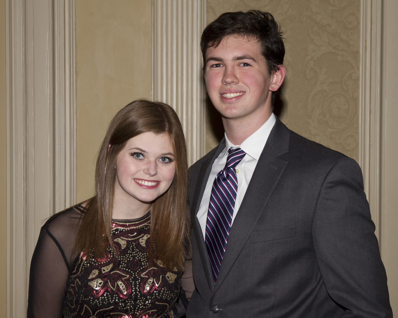 Leighton Weber and Jay Williamson