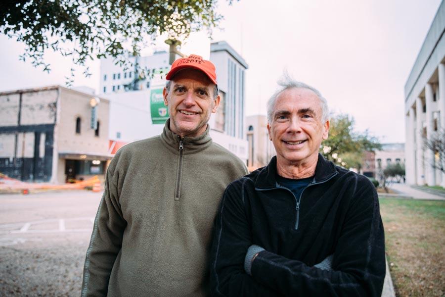 Dave Hochstedler and Alan Krenselok