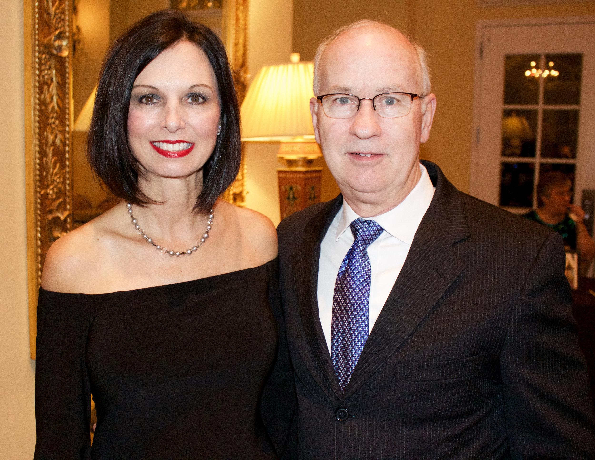Melinda and Dr. David Vammen