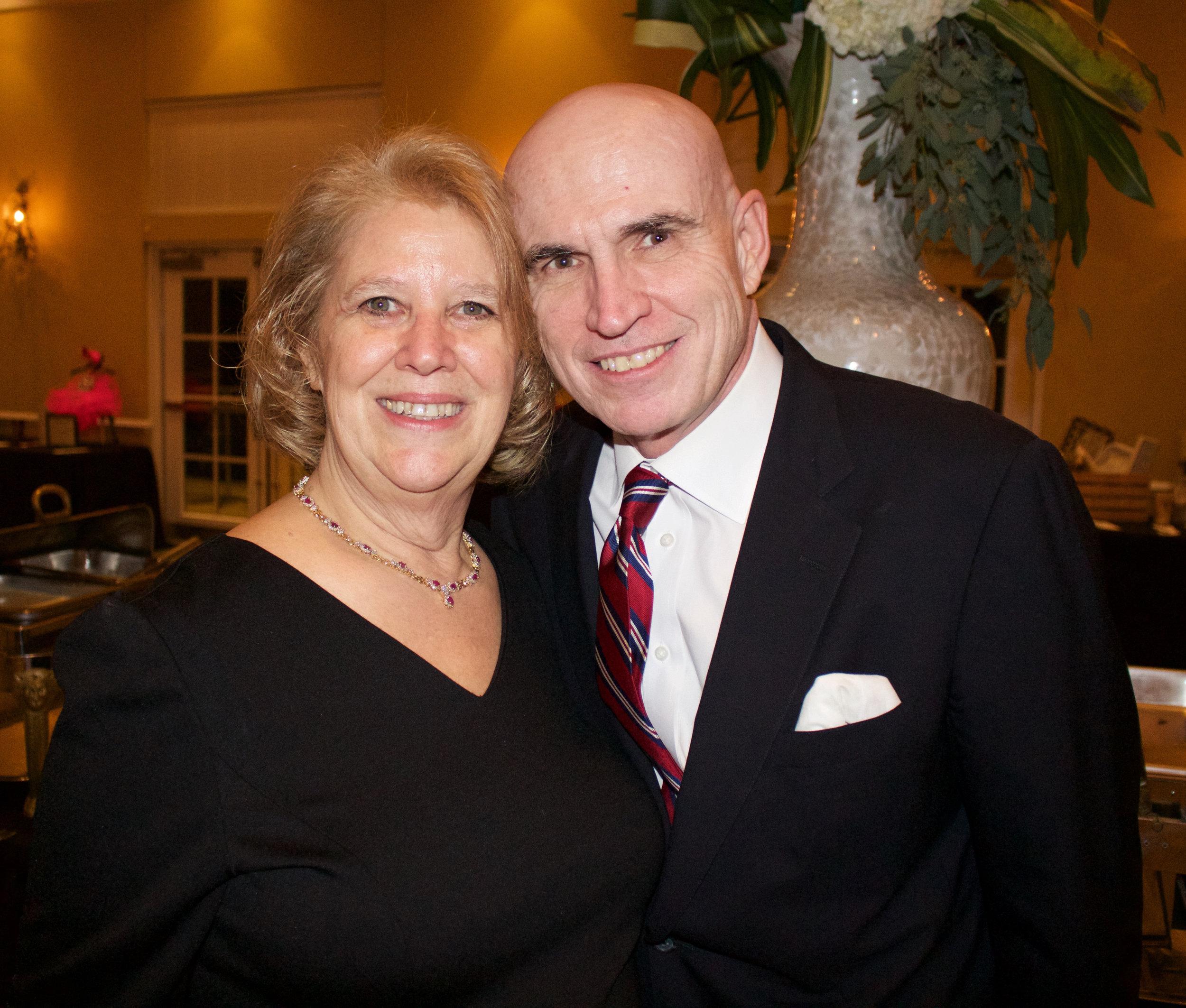 Susan and John Stanley