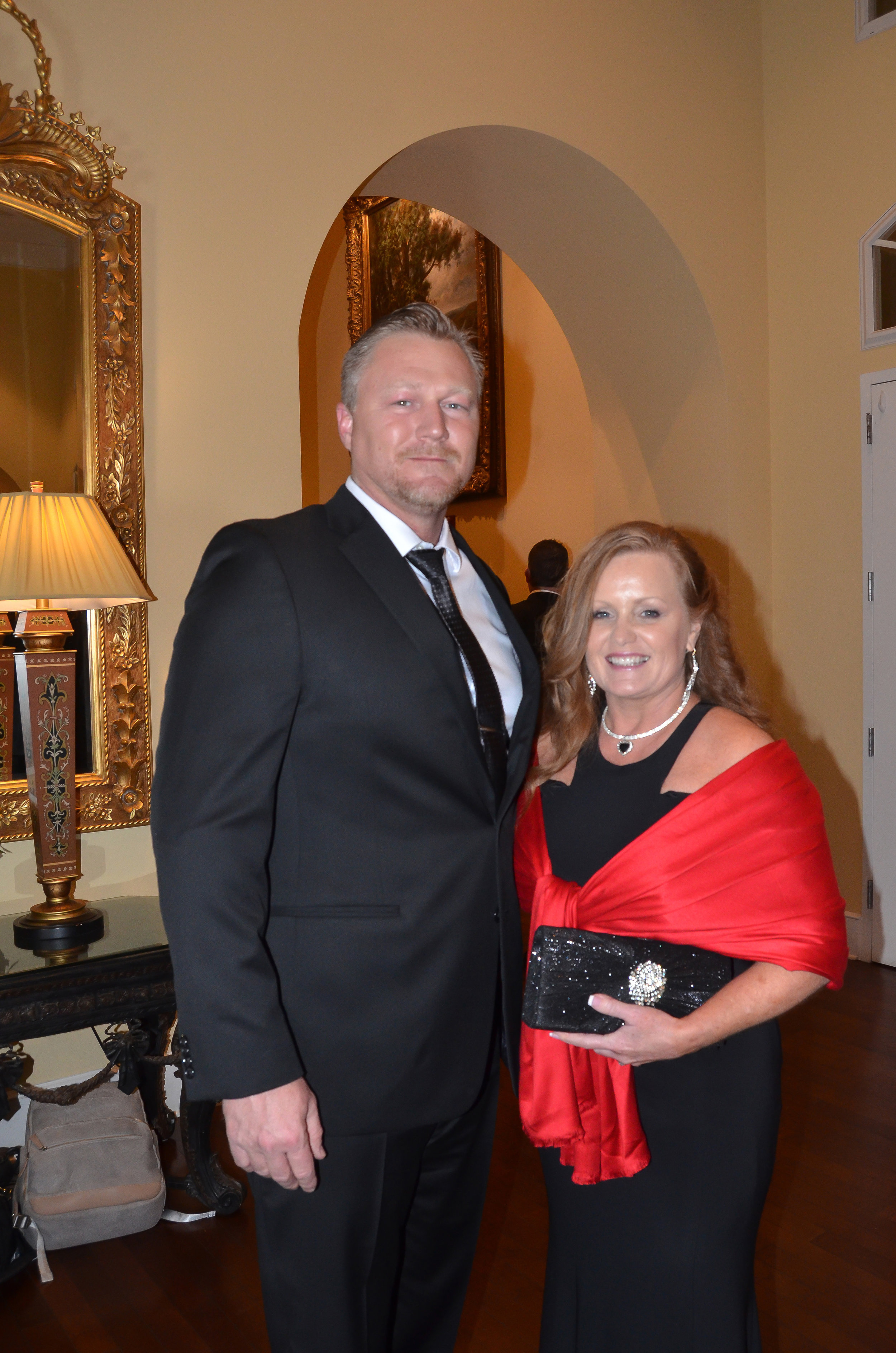 Dr. Bo and Tammy Kelley