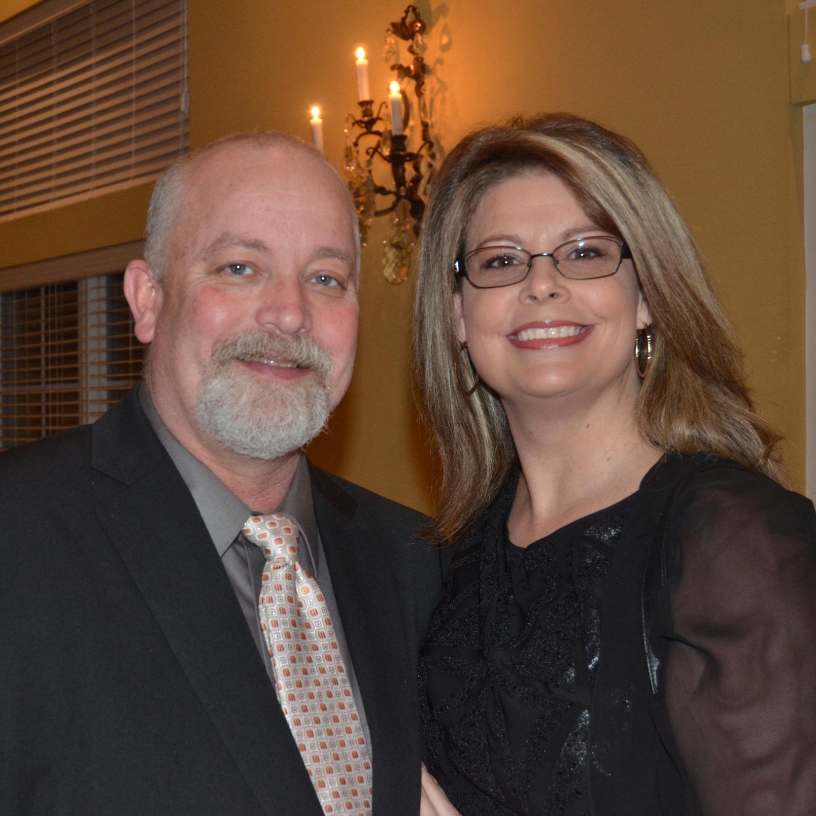 Phillip and Shelley Burkhalter
