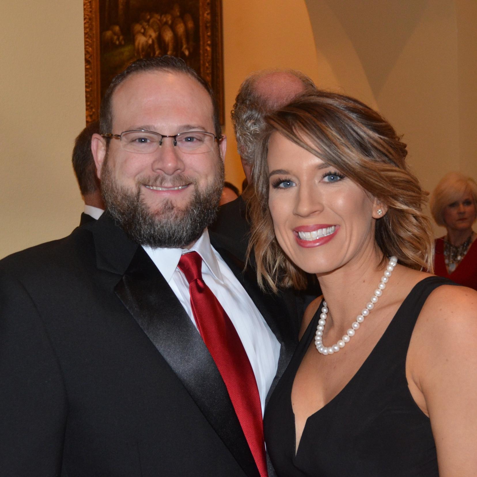 Dr. Jason and Samantha Harris