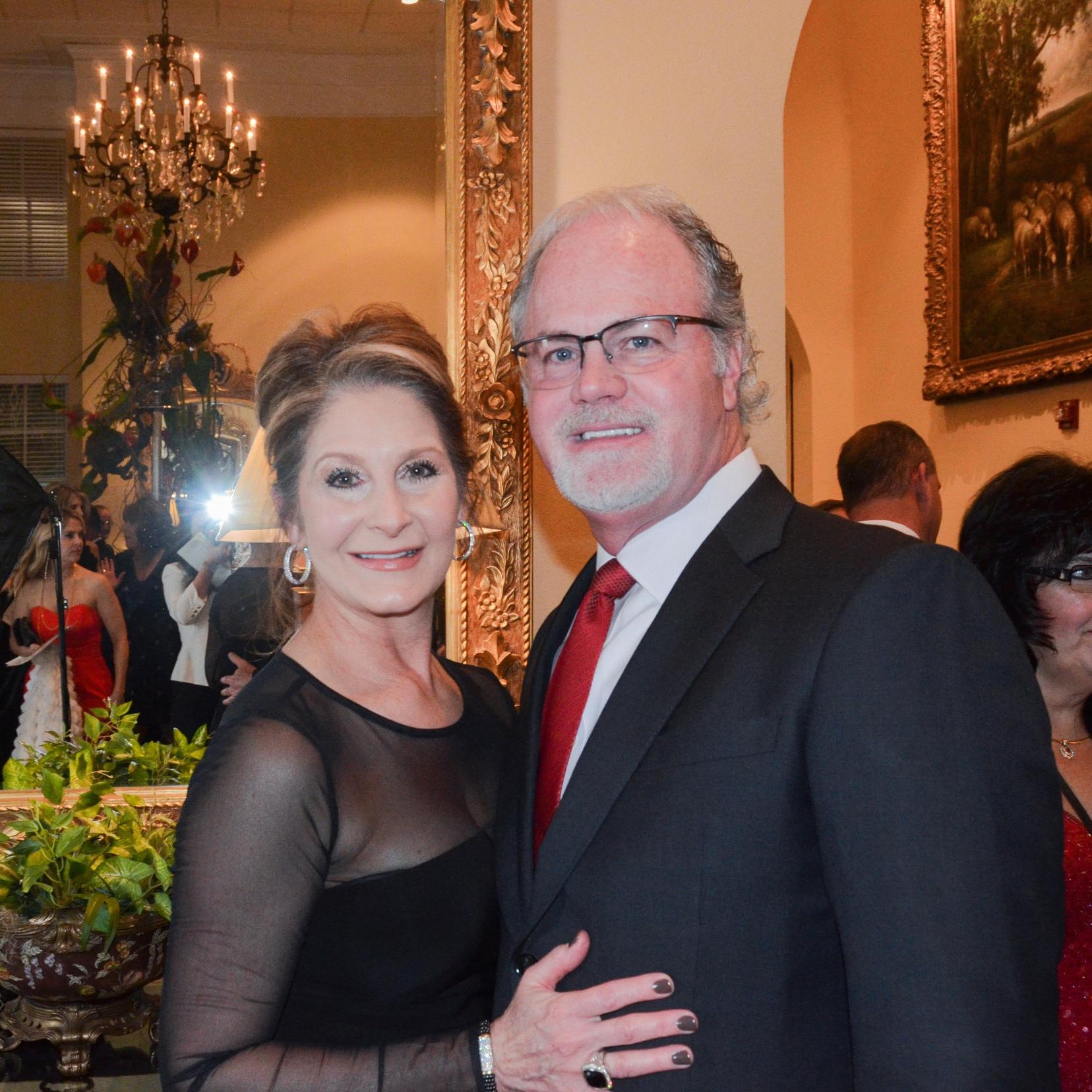 Terri and Shane Woodruff