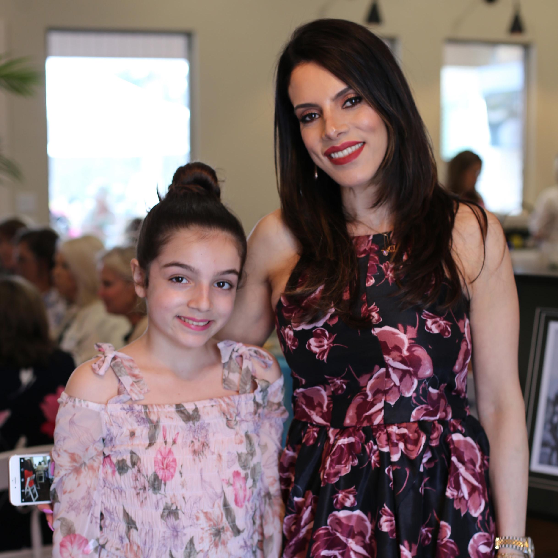 Rawya and Layla Hazin