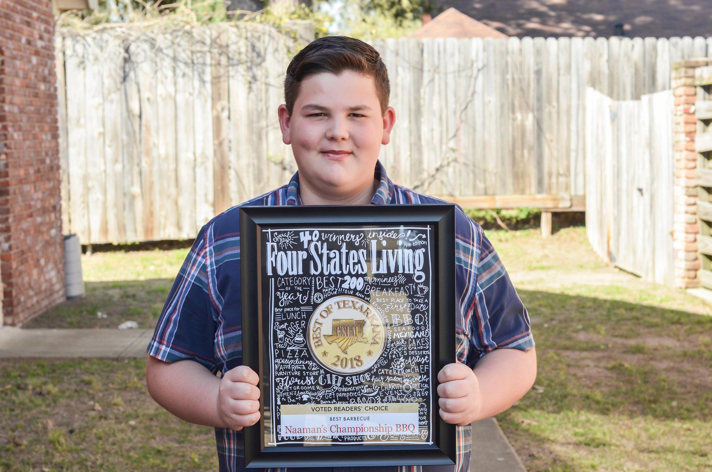 NAAMAN'S CHAMPIONSHIP BBQ – Naaman Neaves