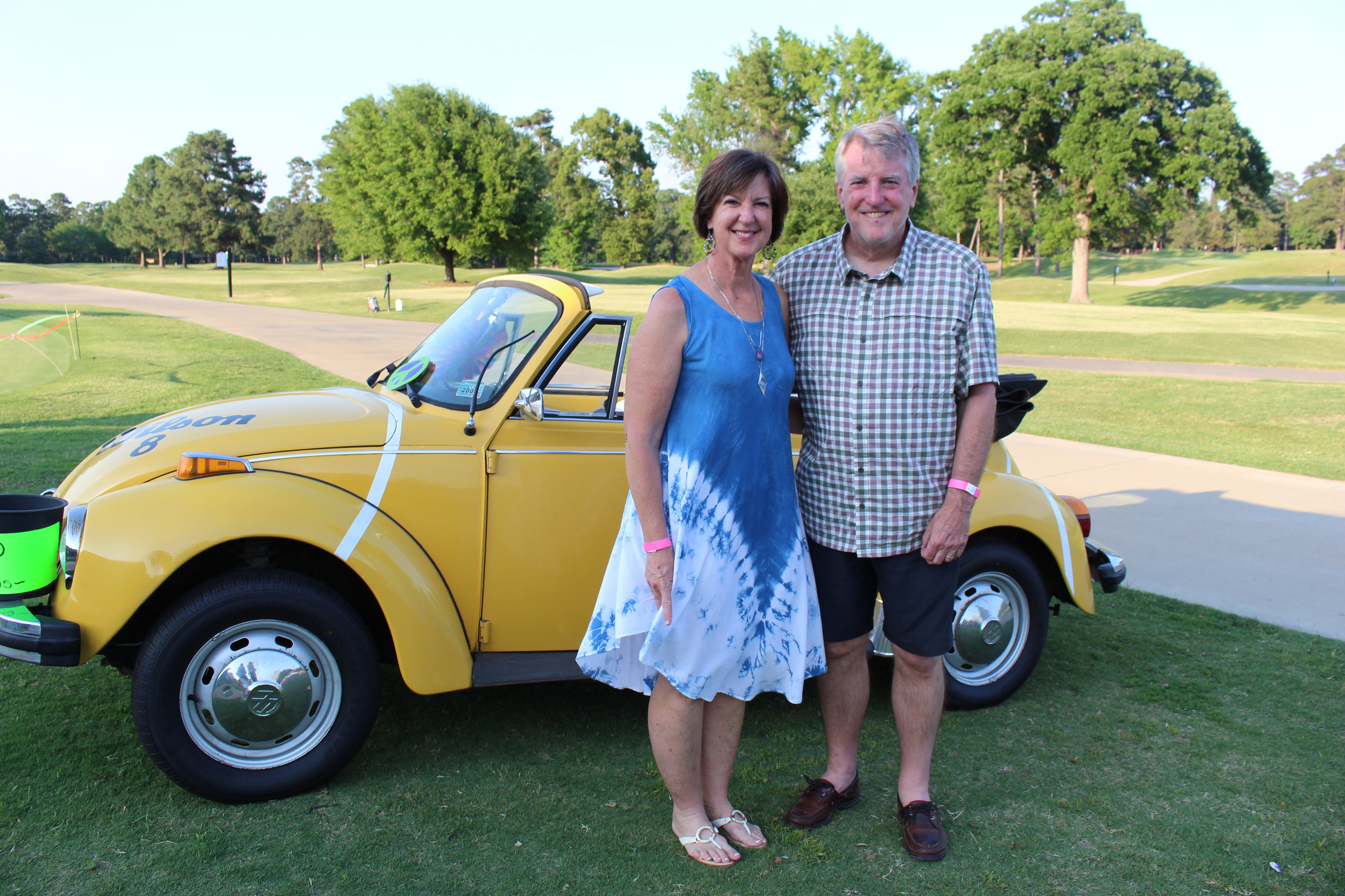 Gail and Dr. Ed Eichler