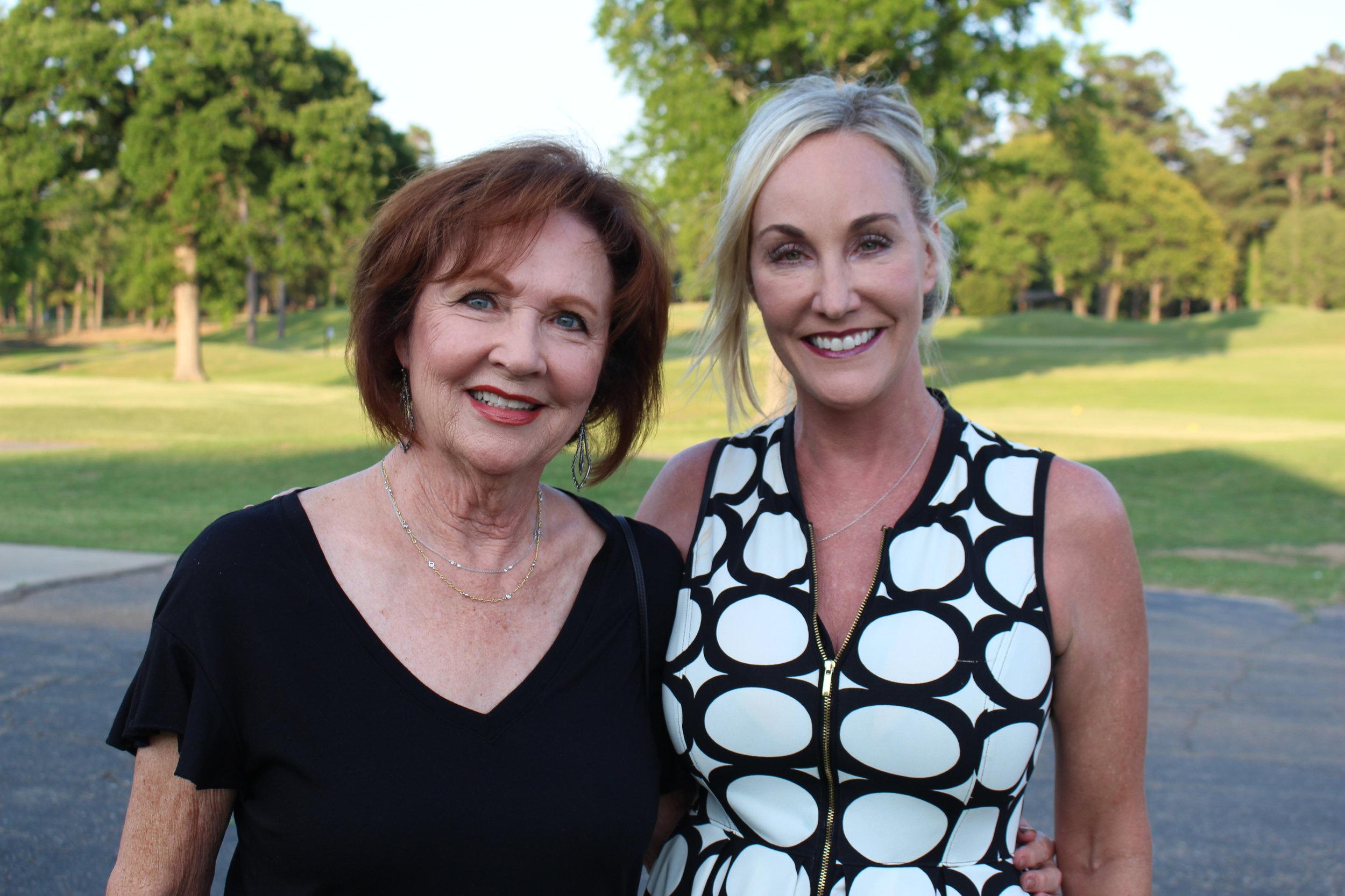 FaEllen Yates and Julie Sinha