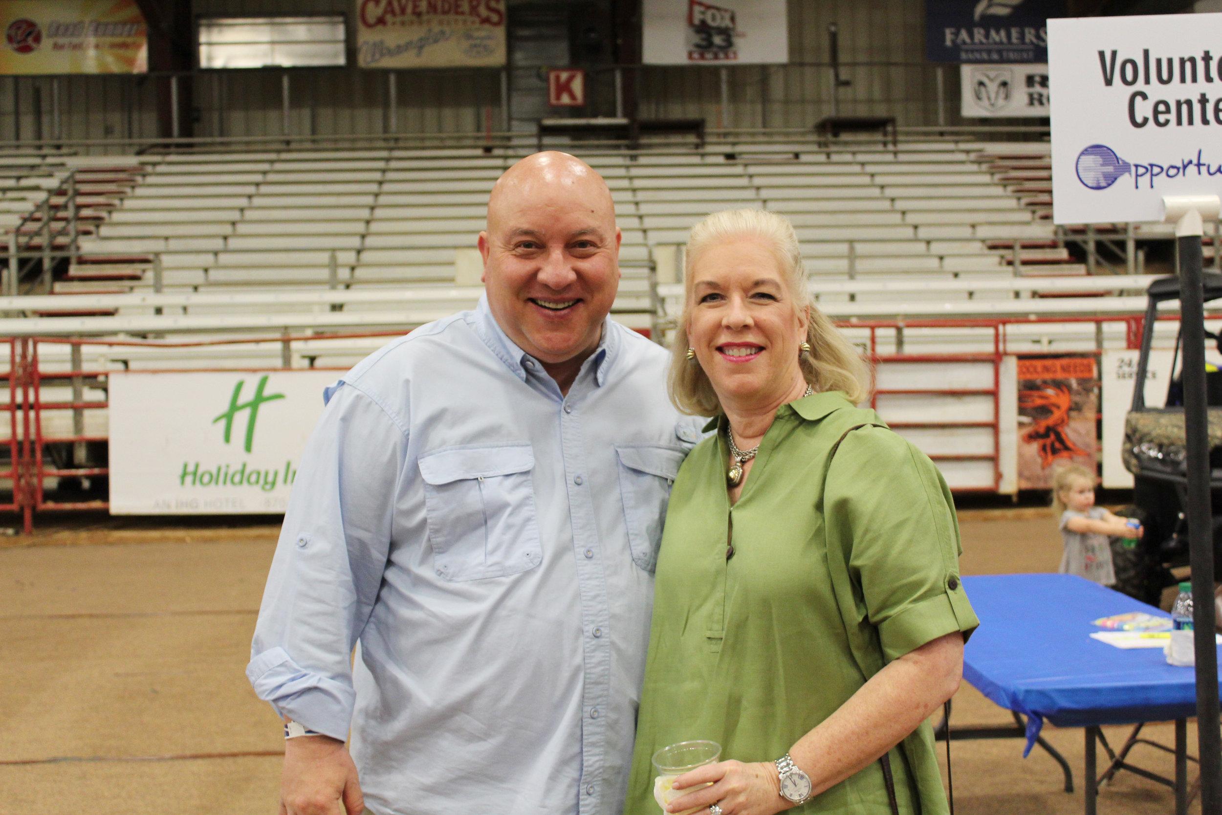Fred and Martha Norton