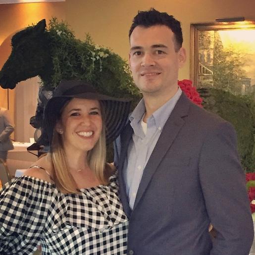 Courtney Boeckmann and Matthew Huckabee