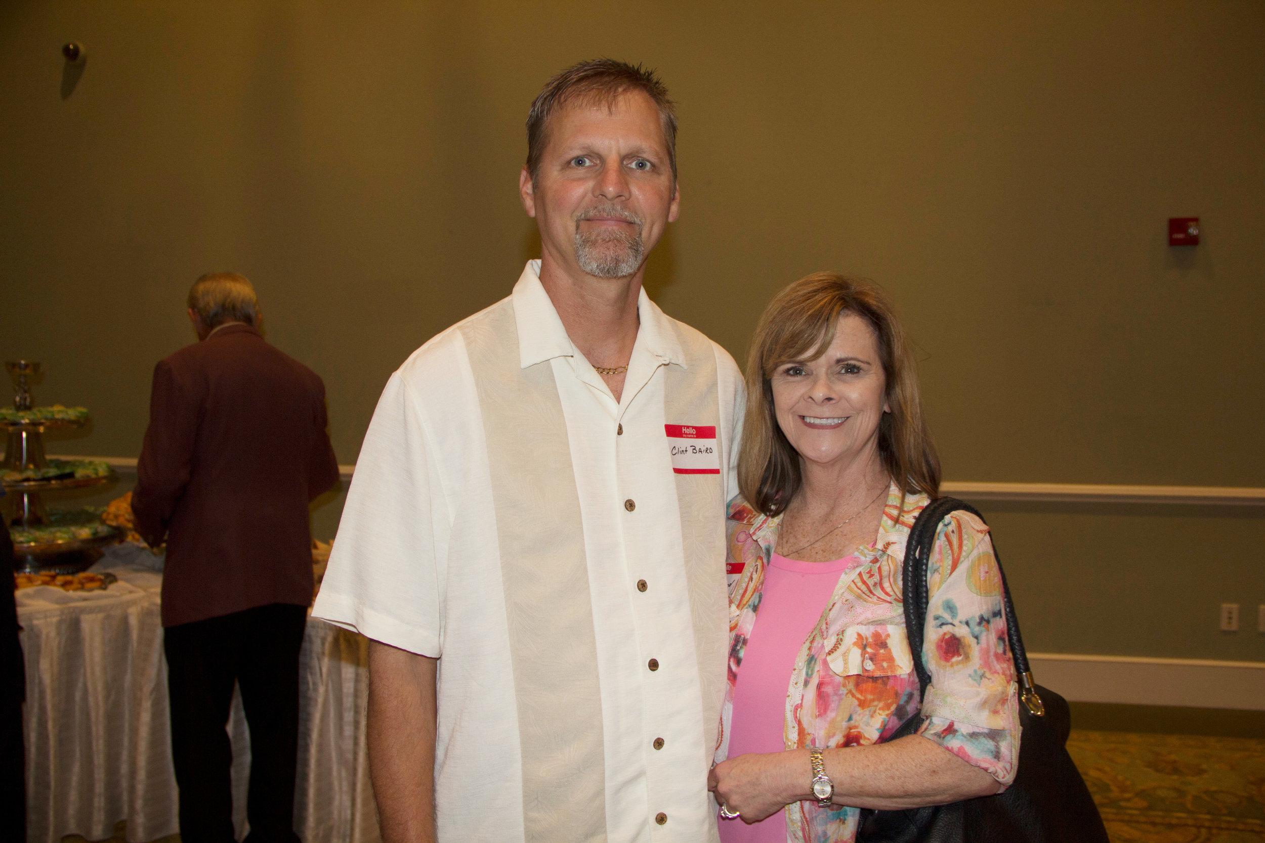 Clint and Lynn Baird