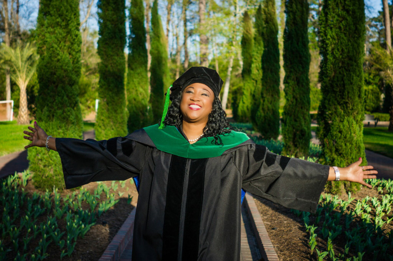 ^ Joyce attended med school at Ross University School of Medicine and graduated in April 2016.
