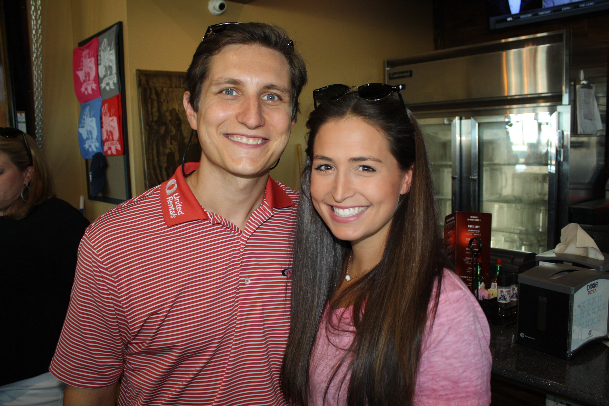 Cole and Holland Meador