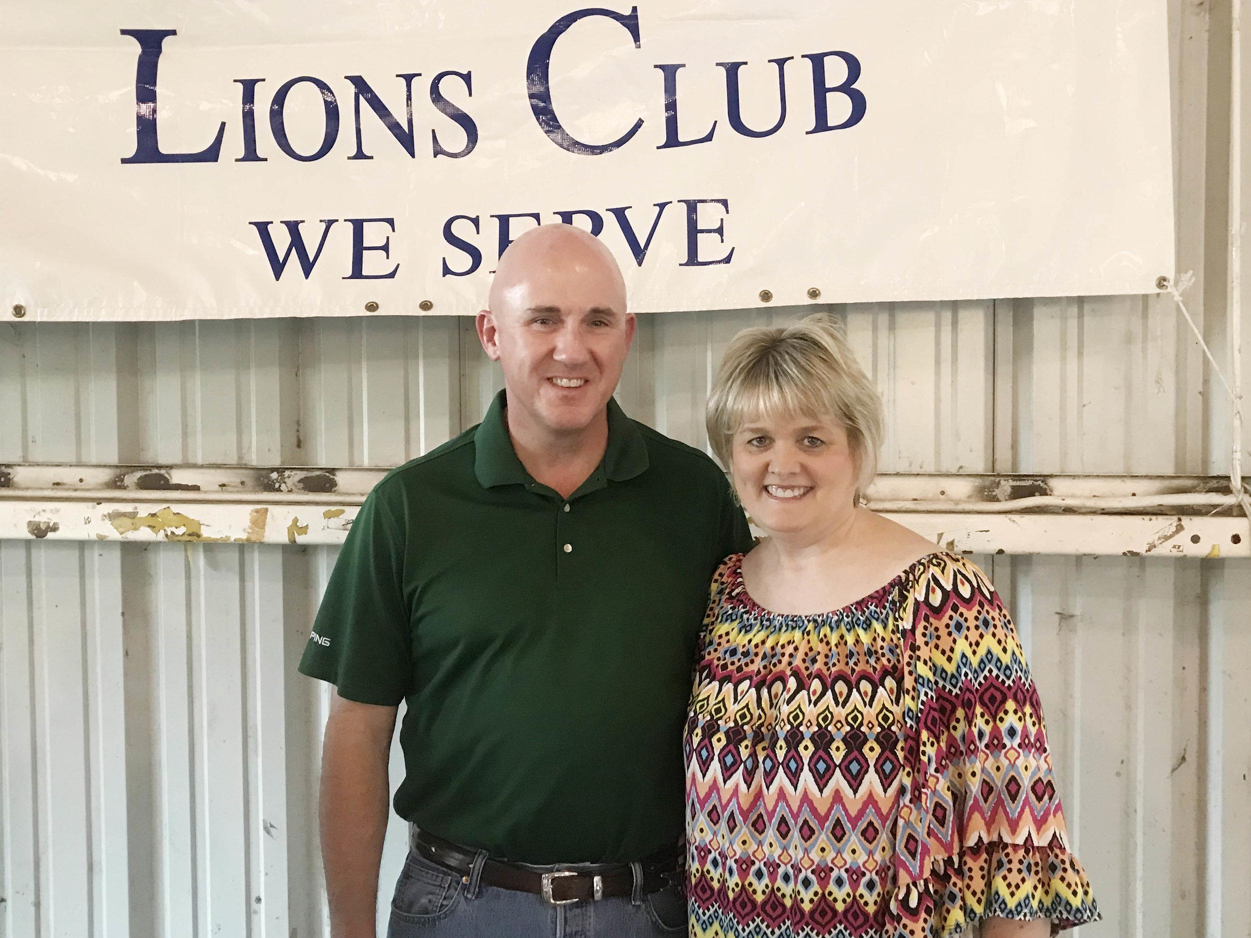 David and Dee Ann Crenshaw